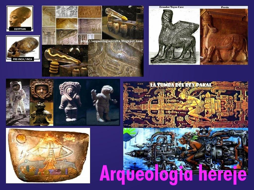 arqueología hereje