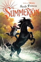 summerkin by sarah prineas book cover