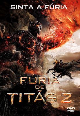 Filme Fúria de Titãs 2 Dublado AVI BDRip