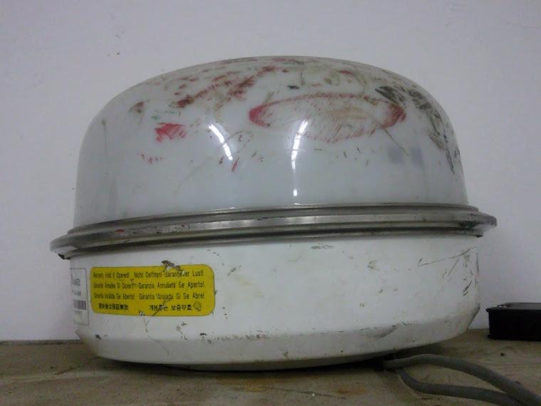 Manutenção Antena Autotrac