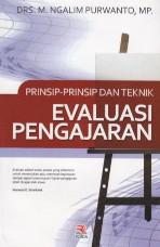 toko buku rahma: buku PRINSIP-PRINSIP DAN TEKNIK EVALUASI PENGAJARAN, pengarang ngalim purwanto, penerbit rosda