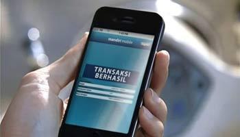 Cara Transfer Saldo Rekening Mandiri Melalui SMS Banking