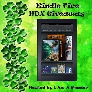 St. Patrick's Kindle Fire HDX / Giveaway