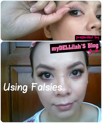 using falsies