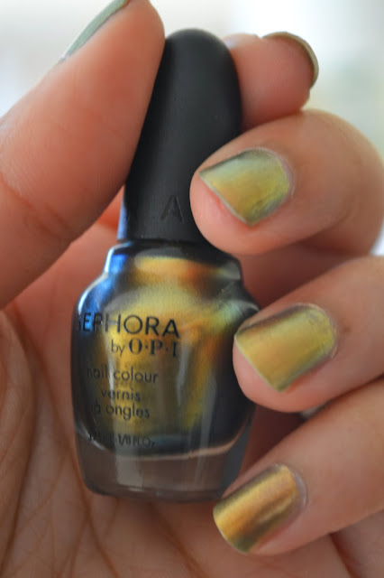 Sephora by OPI S-age is just a number