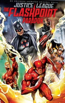 Justice+League The+Flashpoint+Paradox+(2013) Justice League: The Flashpoint Paradox (2013)