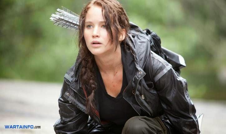Foto Telanjang bulat tanpa pakaian Bugil Artis cantik Hollywood Jennifer Lawrence di dunia maya