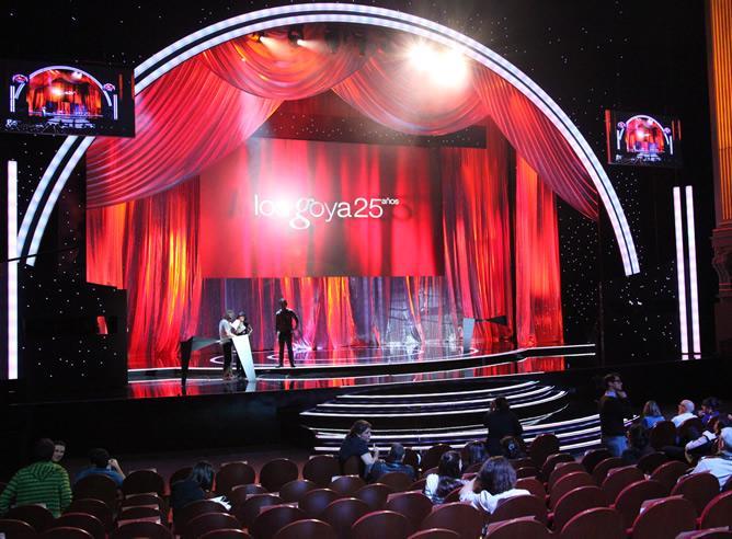 Gala de los Goya 2011 por Olga Casal
