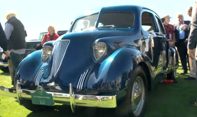 1935 Hoffman X-8 at Pebble Beach Concours from Hemmings.com