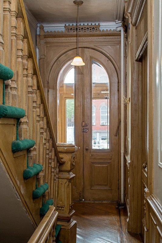 Old world gothic and victorian interior design old world victorian interior Brooklyn brownstone interior
