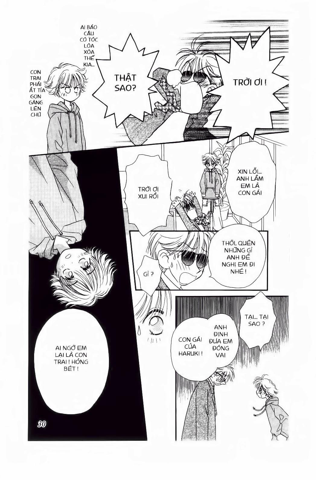 Chắp Cánh ước Mơ chap 13 - Trang 15