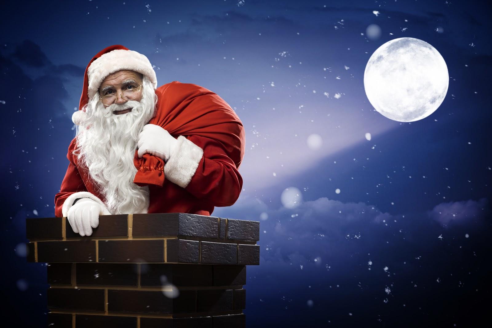 Santa Hat Father Christmas Hat Ebay