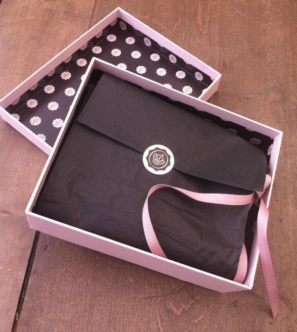 Glossy Box Beauty Subscription Review - August 2012