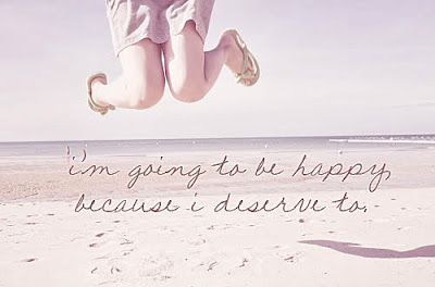 I'm Going To Be Happy Quotes