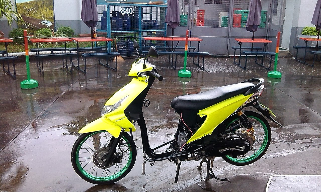 my Honda Beat Specs