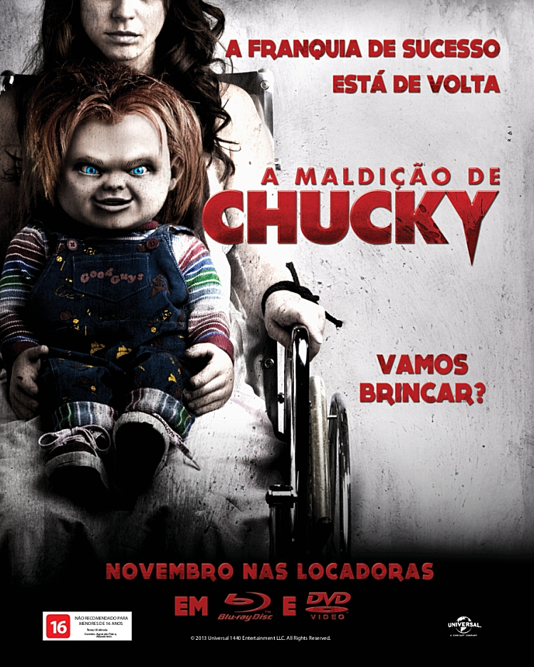 A Maldição de Chucky SEM CORTES (Legendado) HDRip RMVB