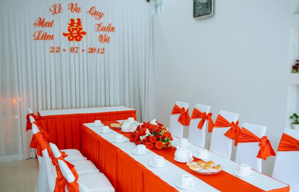 Chuẩn bị đám cưới ở Việt Nam cho các đôi uyên ương