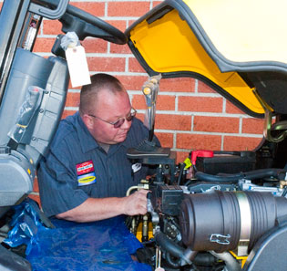 maintenance, forklift maintenance, forklift service los angeles