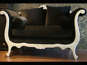 Fin liten soffa från Pier import