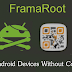 App Framaroot - Root your android device free