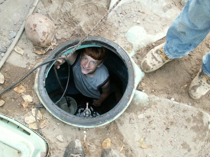 envirolink  well water vs cistern water