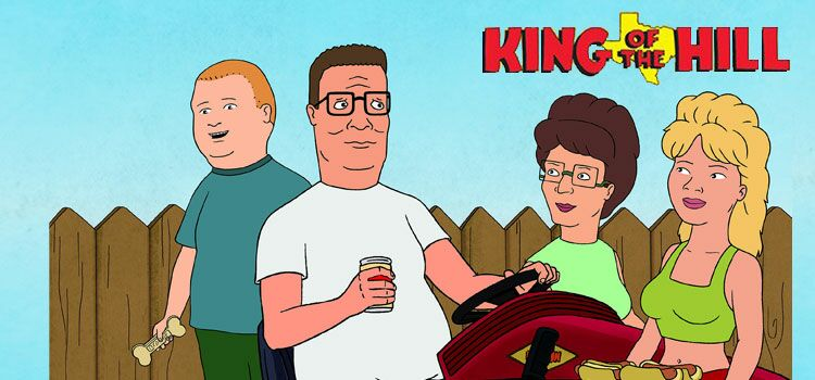 King Of The Hill Characters