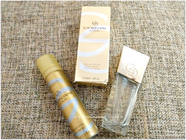 Oriflame-Sweden-Giordani-Gold-EDP-&-Deodorant-Review