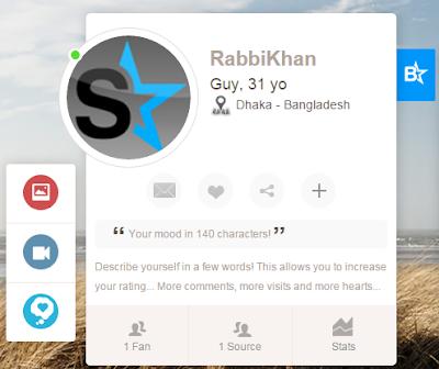 skyrock profile