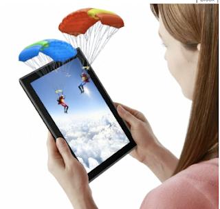 Apostas da tecnologia para 2012: 3D, novos hábitos de compra e mais tablets