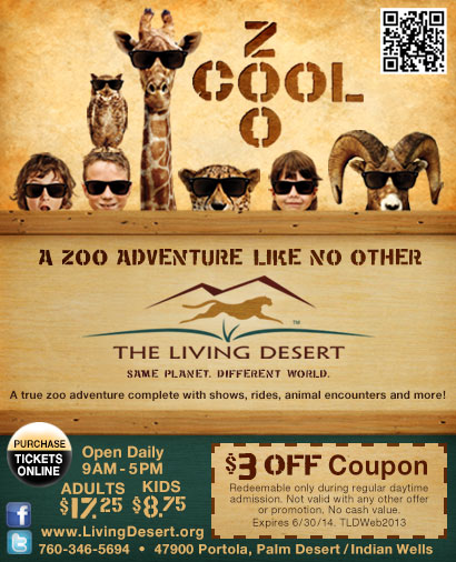 The living desert printable coupons