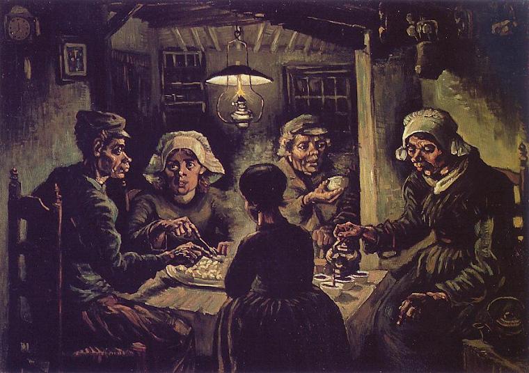 VAN GOGH, Vincent (1853-1890).