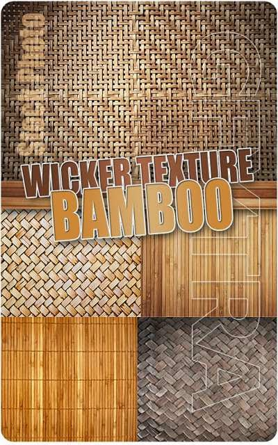 Stock Photo Texture Bambu