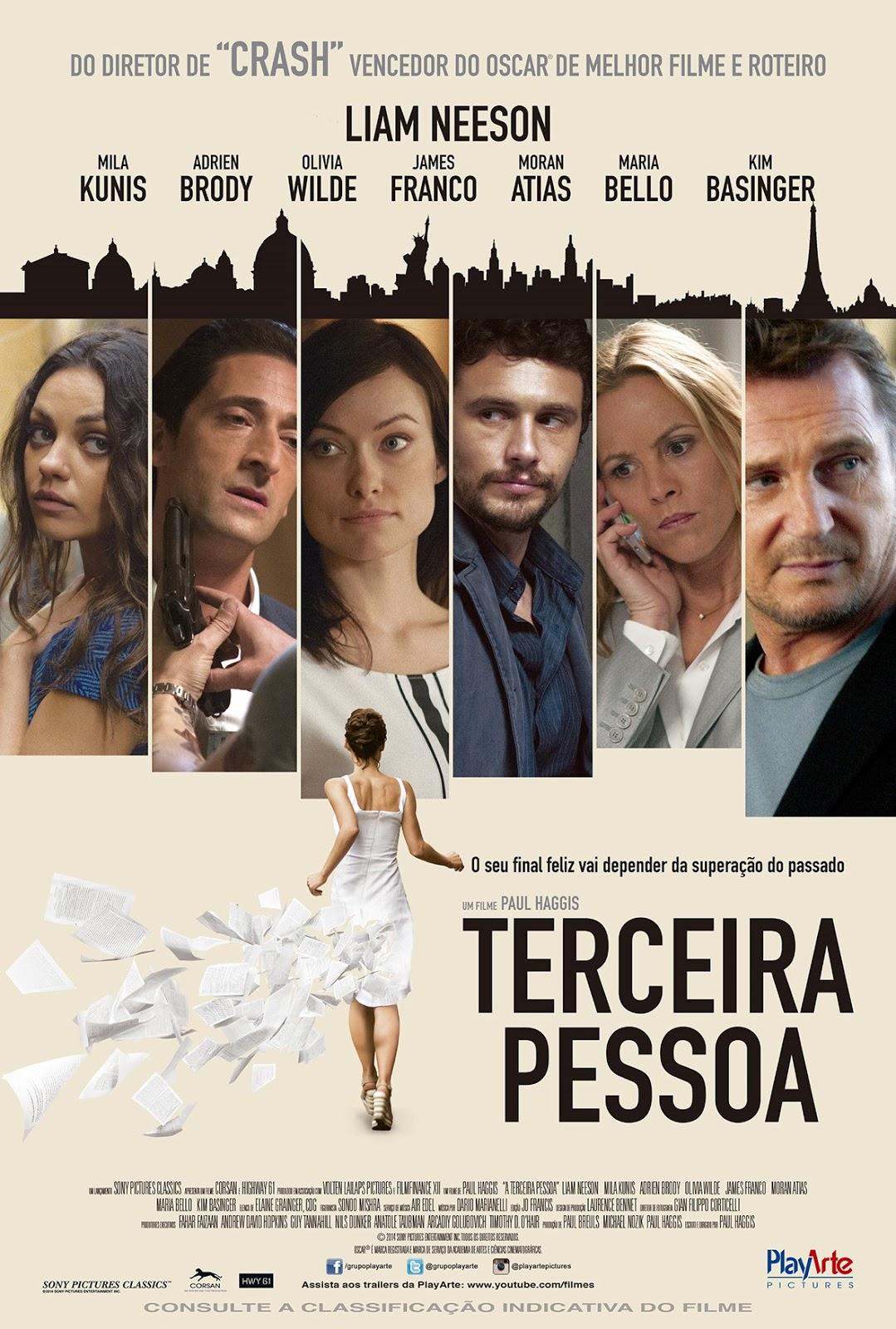 Terceira Pessoa – Dublado (2013)