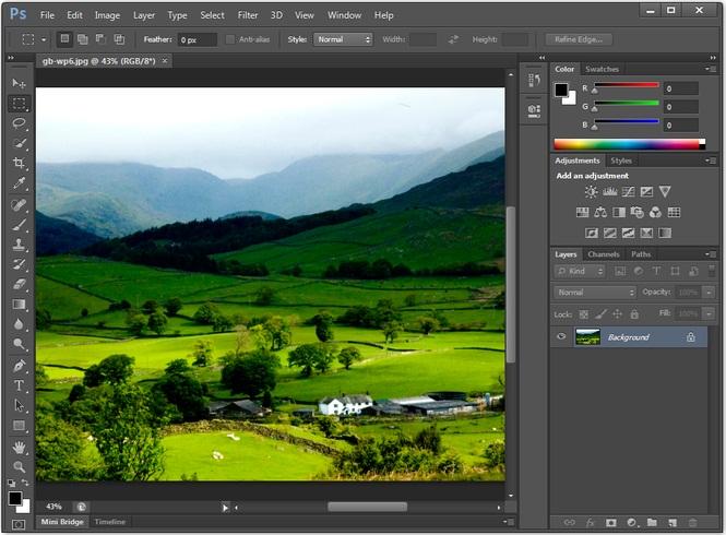 Download Adobe Photoshop CS3 Full Serial Keygen