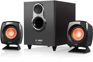 Buy Online F&D F203G Wired Laptop/Desktop Speaker at Rs. 999 only