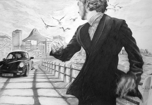 ©Claus-Steffen Braun. Cape Town Black & White. Ilustración | Illustration