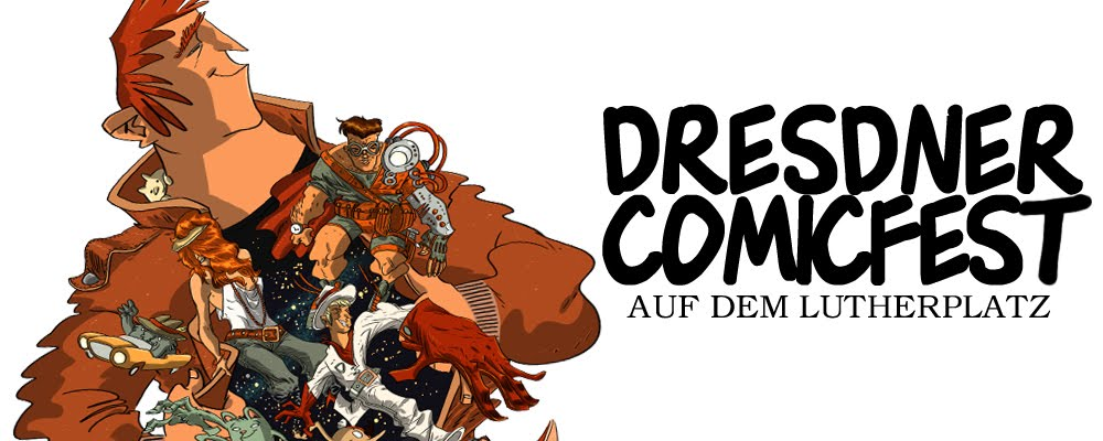 Comicfest Dresden