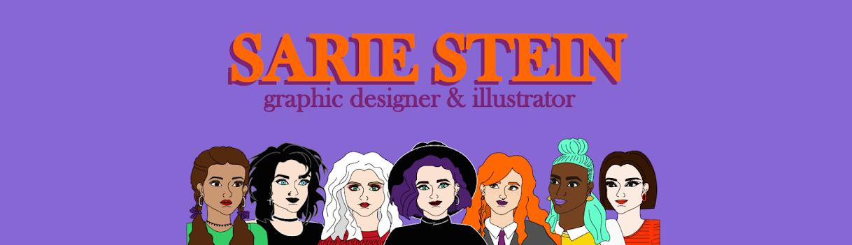 Sarie Graphic Designer