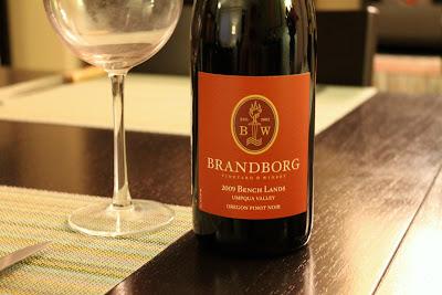 Brandborg Pinot Noir