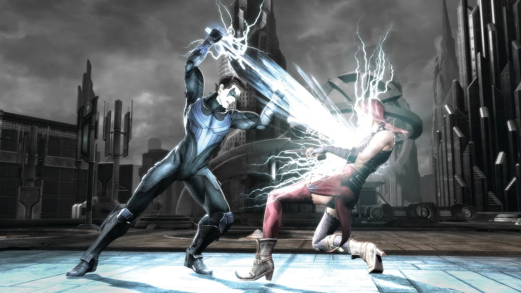 Free Download PC Games Full Crack: Injustice: Gods Among ...