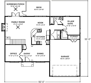 Amish home plans joy studio design gallery best design for Amish floor plans