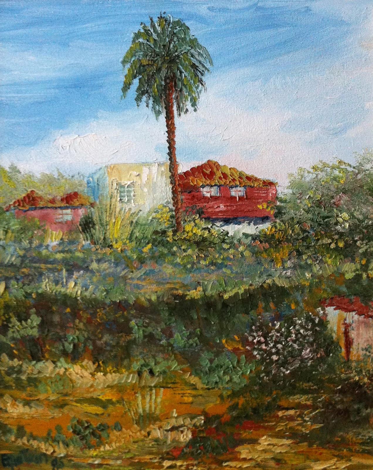 Emilio guitian y sus cuadros entrada 21 primeros cuadros de teresa guiti n en a coru a - Cuadros tenerife ...