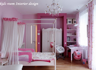Charming Kid's Bedroom Designs