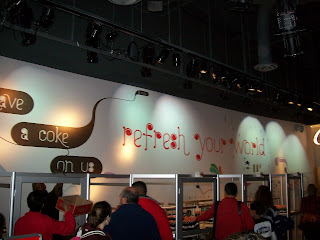 Coca-Cola Museum 125th anniversary celebration pics Seen On www.coolpicturegallery.us