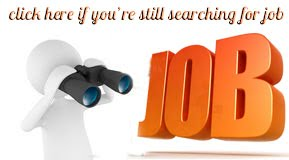 Looking for Job ?