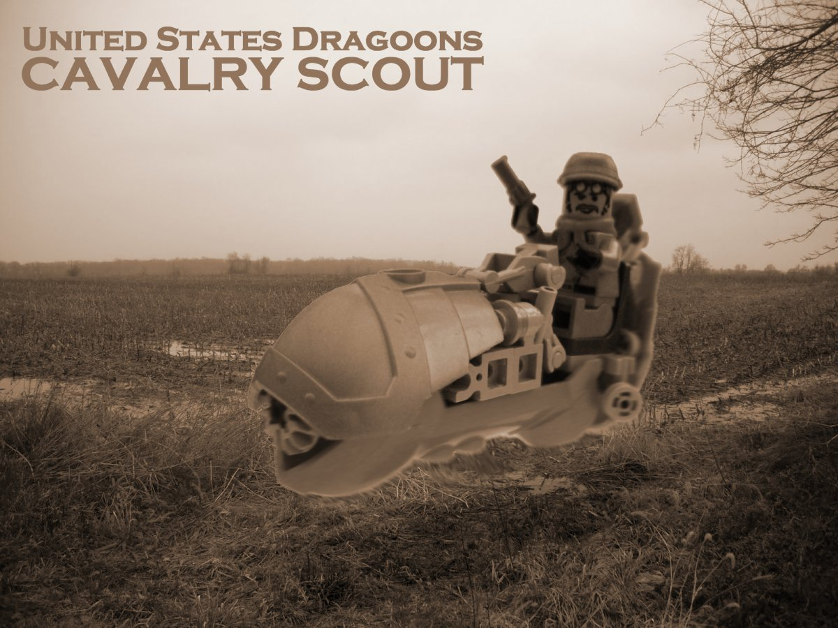 Army Calvary Scout?