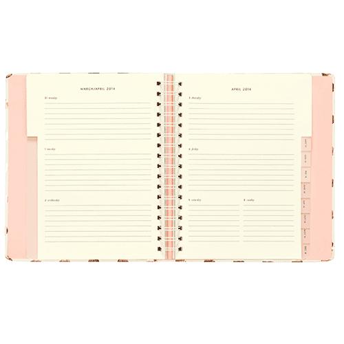 Kate Spade Calendar Planner : Southern royalty kate spade for lifeguard press month