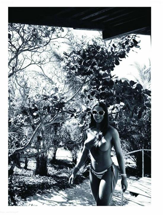 Fotos de Nicole Bahls nua e pelada na Playboy Brasil