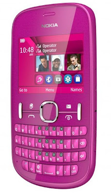 Nokia Asha 200 Touchscreen Phone