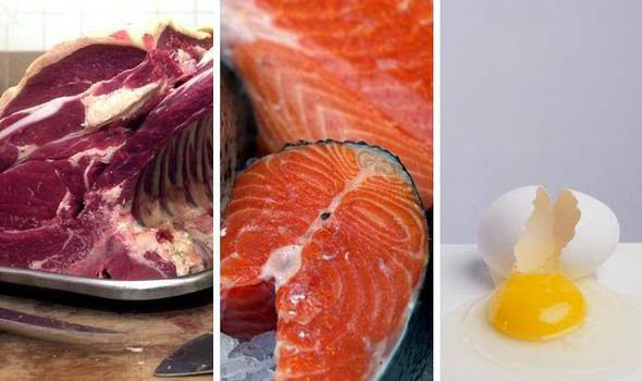 Perdere peso con una dieta di carne, pesce e uova